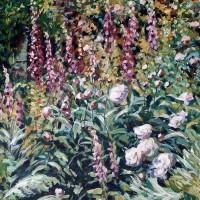 Garden in Acrylic