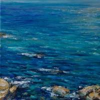 Seascape in Acrylic